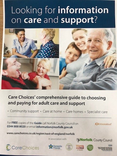 Support for Adult Care