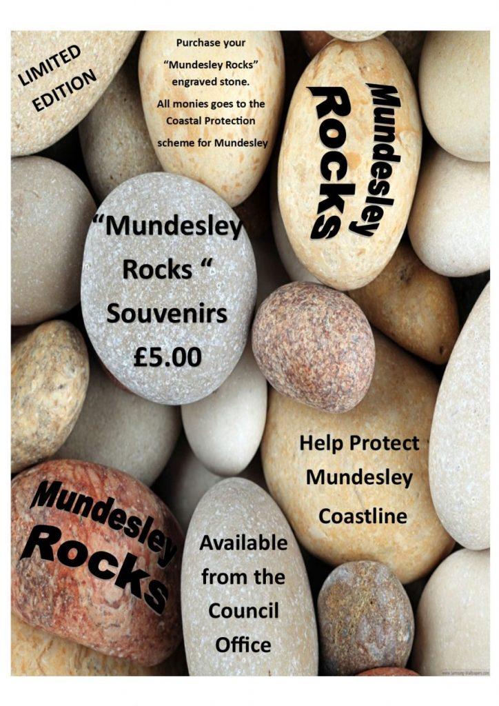 Souvenir Rocks for Coastal Protections