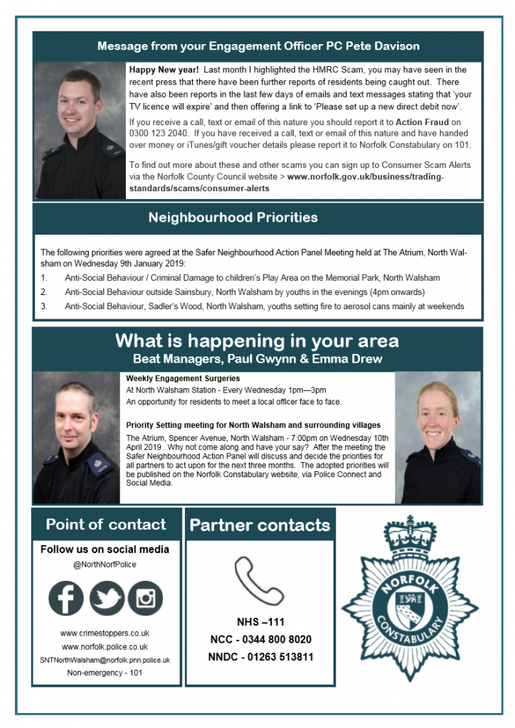 Police Newsletter - Page 2
