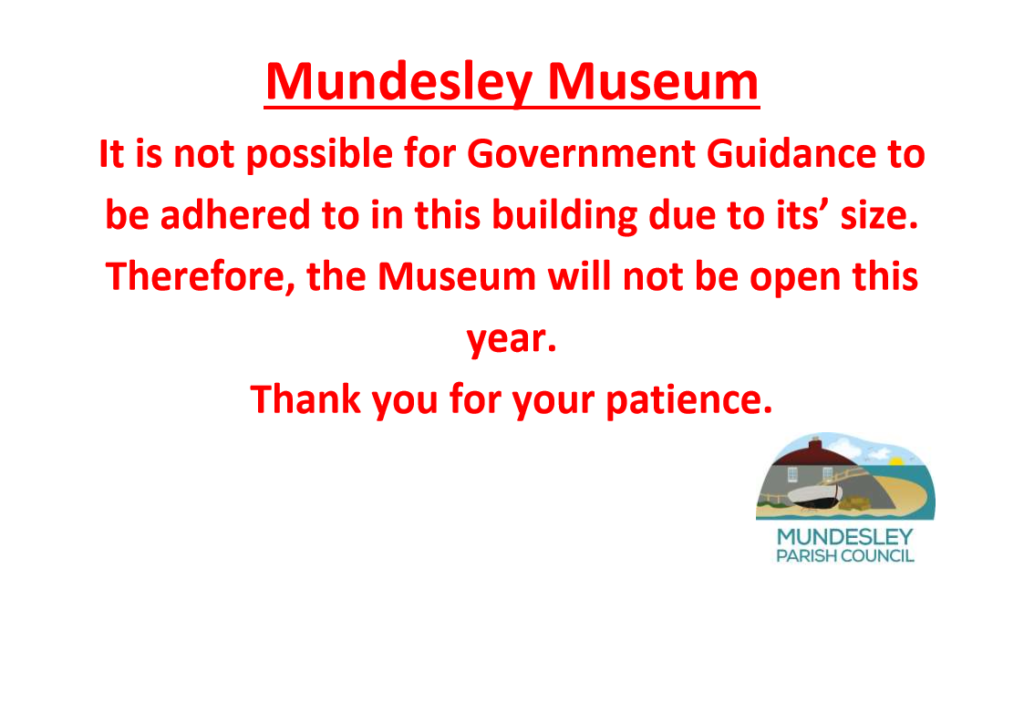 Museum closed due to Covid-19