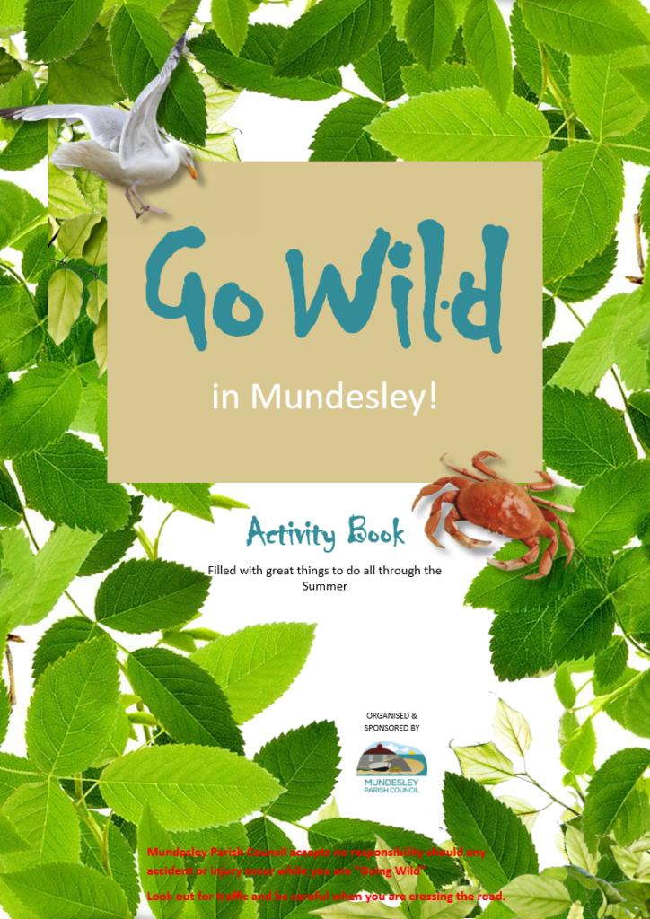 Go Wild Activity Book
