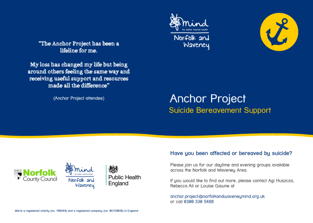 Anchor Suicide Bereavement Support