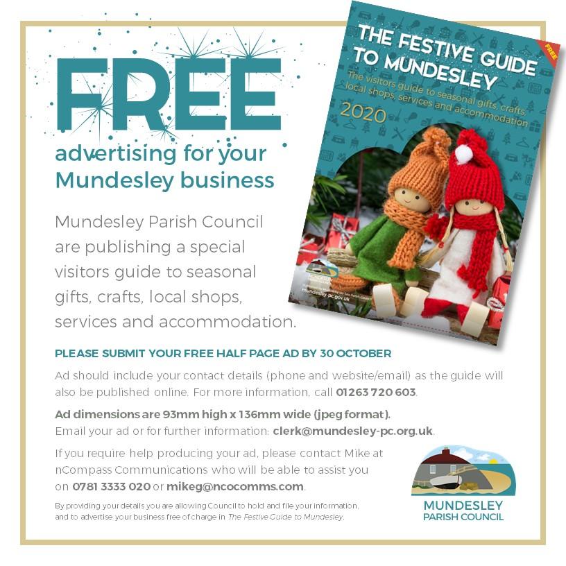 Mundesley Gift Guide