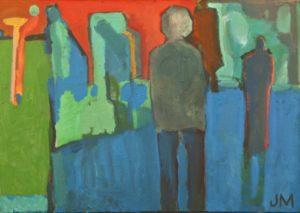 A paint by John Midgley