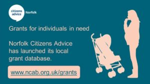 Grants for individuals in Norfolk database